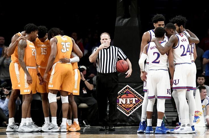 sale retailer c020b fbce6 Tennessee basketball: Playing Kansas with Rick Barnes is bad ...