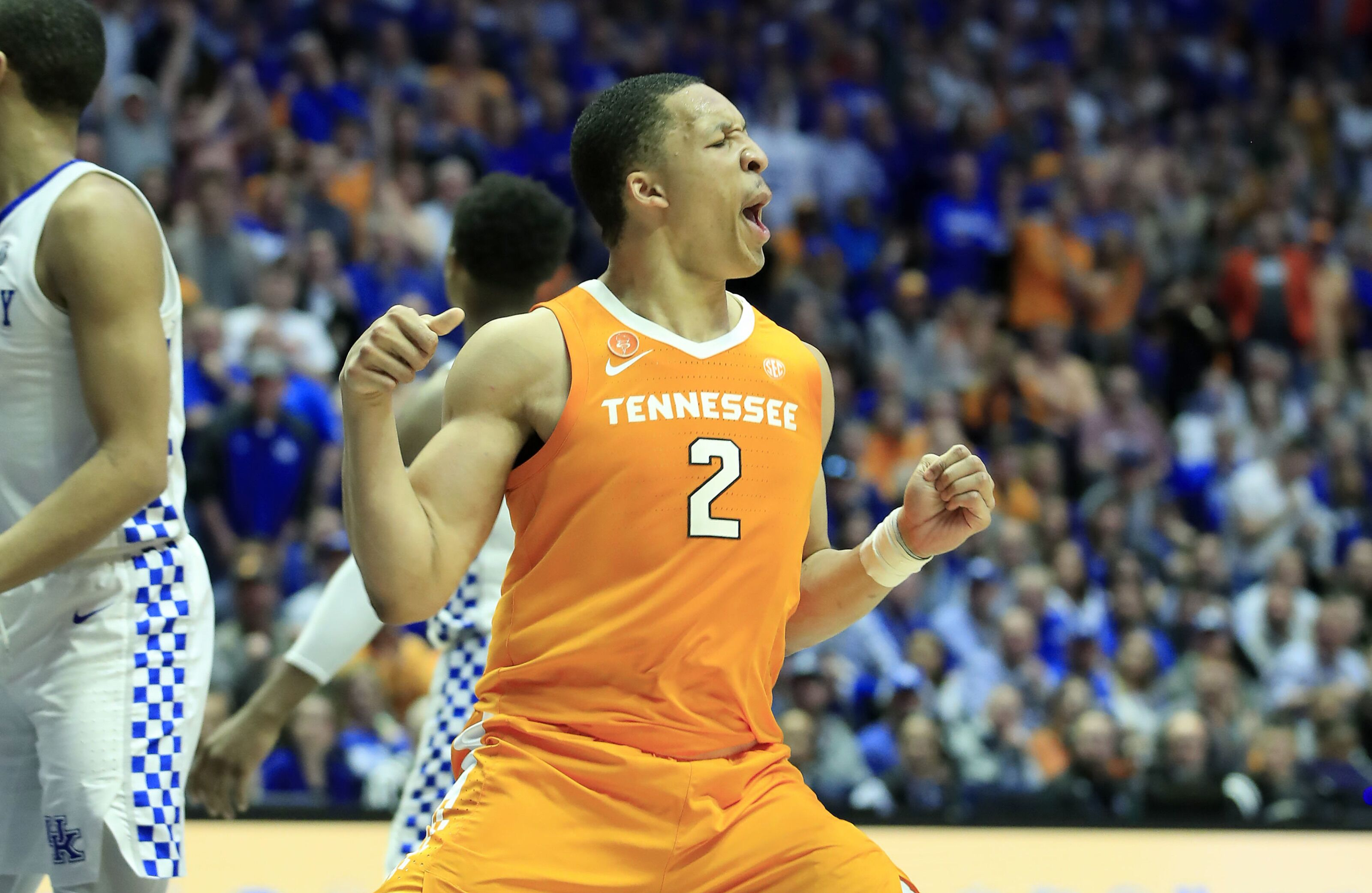 Uk Basketball: Tennessee Basketball: Vols Head To The Championship With