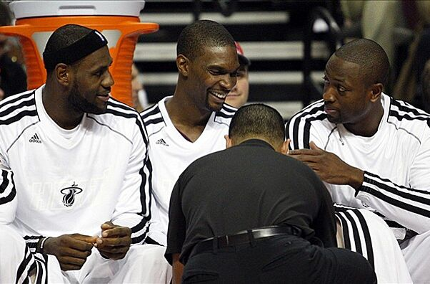 516db00609d4 Miami Heat Favorites To Win Title