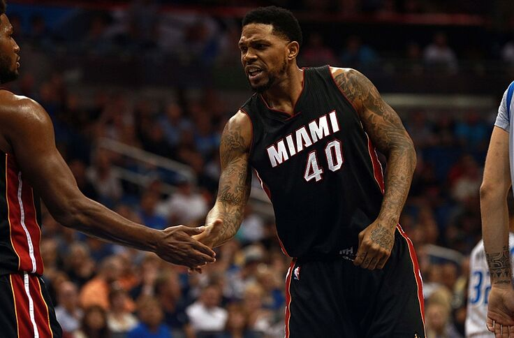 new product 40d89 96e4a Miami Heat: Udonis Haslem plans on playing 3 more years
