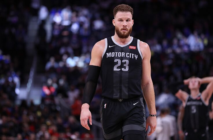 quality design 0a38e a22ce Miami Heat Rumors: Could Blake Griffin demand a trade to ...