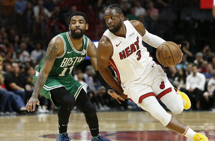 check-out 050b3 7503d Miami Heat: Could they somehow land Kyrie Irving?
