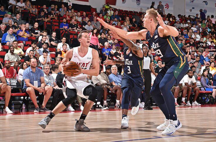 Miami Heat: A bold prediction for Duncan Robinson's 2019-20