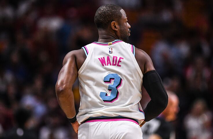 Miami Heat: Dwyane Wade not having it with the rumor mill