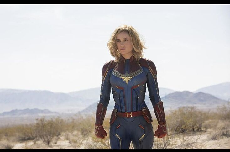 When will Captain Marvel be on Digital, DVD, and Blu-ray?