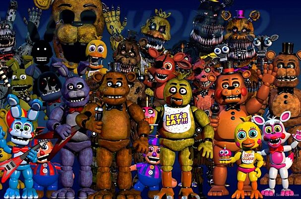 When Will FNAF World Release On Mobile?