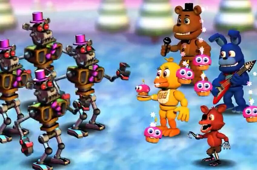 FNAF World Drops Early On PC, Mobile Release Imminent?