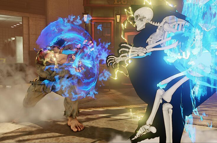 Street Fighter V Ragequitting Policies Topple Top Player