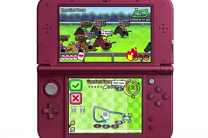 The Nintendo 3DS Has A Lot Of Horse Games For Some Reason
