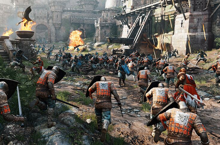 For Honor Rises Up Our Best Xbox One Games List's Ranks