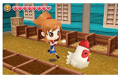 newest harvest moon 3ds