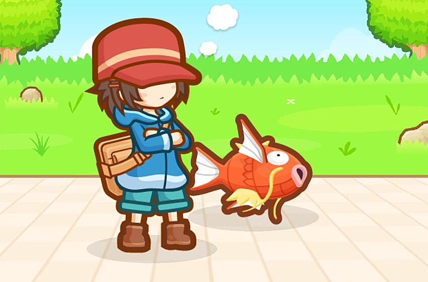 6fff5589 Magikarp Jump review: But nothing happened