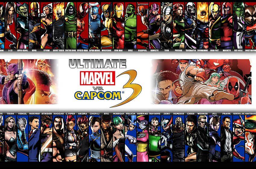 ultimate marvel vs capcom 3 wii