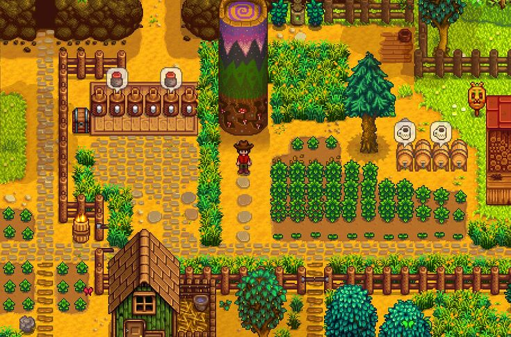 Stardew Valley Beginners Guide Tips Tricks And Strategies