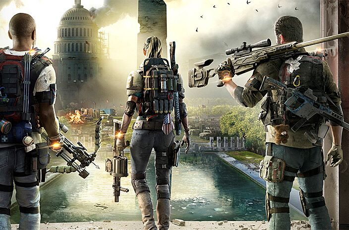 The Division 2 update rolls out with patch notes ahead of full release