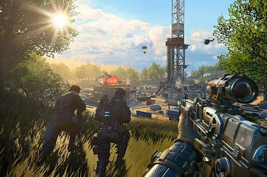 Next Call of Duty rumored to include remasters of Modern