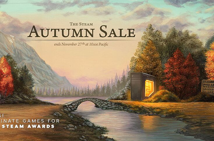 Steam Autumn Sale 2018 is now live, Steam Awards nominations