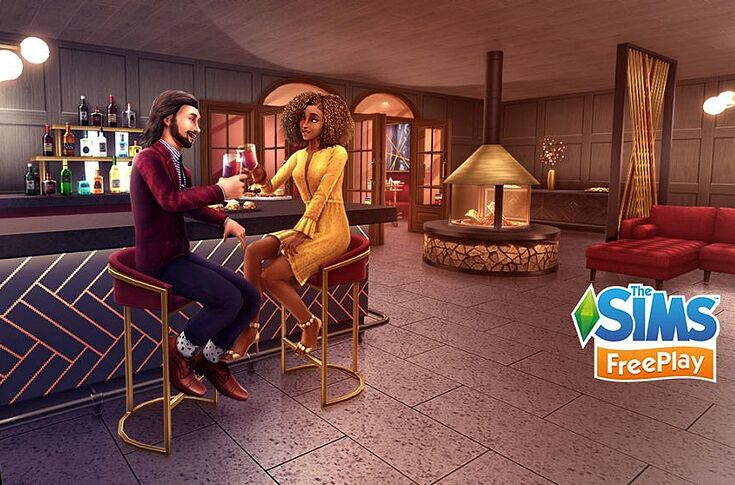 Marvelous The Sims Freeplay Refined Romance Update Now Live Heres Download Free Architecture Designs Viewormadebymaigaardcom