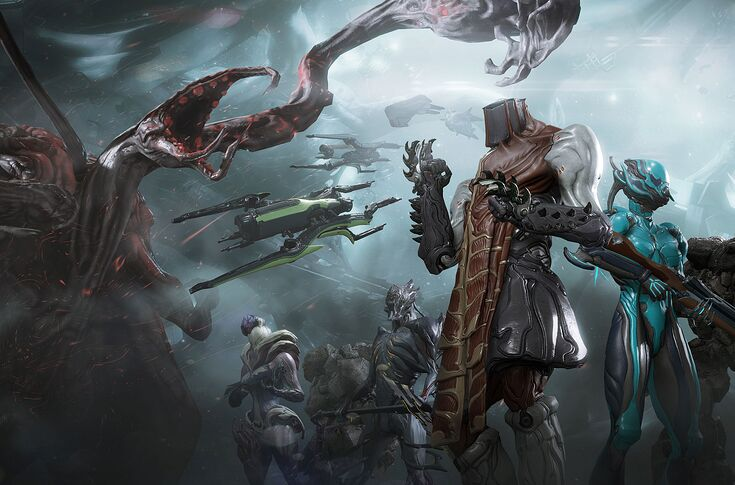 Warframe guide: How to farm and build Saryn Prime