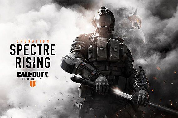 Call of Duty: Black Ops 4 Operation Spectre Rising arrives