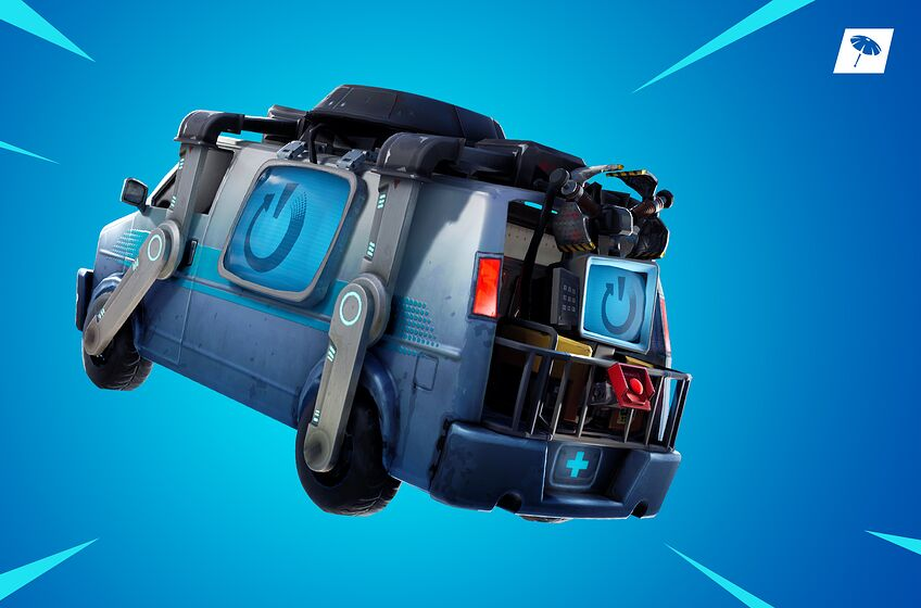 fortnite s latest patch introduces the reboot van similar to how respawning works in apex legends - fortnite vs league of legends 2019