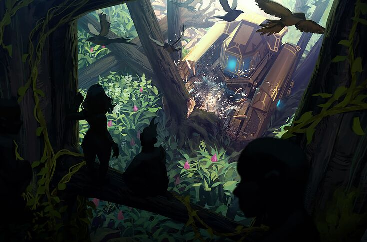 League Of Legends Roadmap Teases Two New Champions And