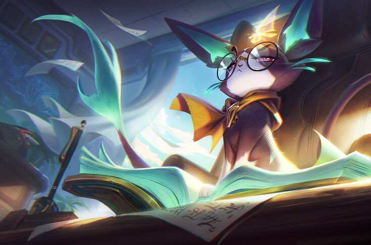 League of Legends patch 9 10 adds Yuumi and Battle Academia