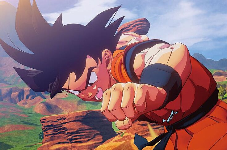 Dragon Ball Z: Kakarot gives energy for Xbox One, PS4, PC in