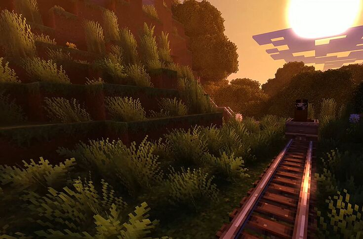 Minecraft Super Duper Graphics Pack canceled two years after