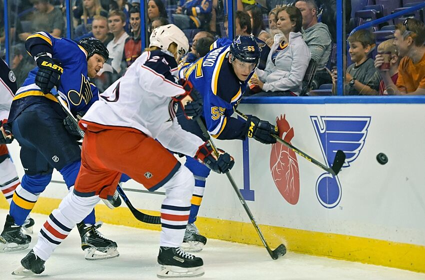 Can Colton Parayko Build Enough Momentum To Make St Louis Blues Roster