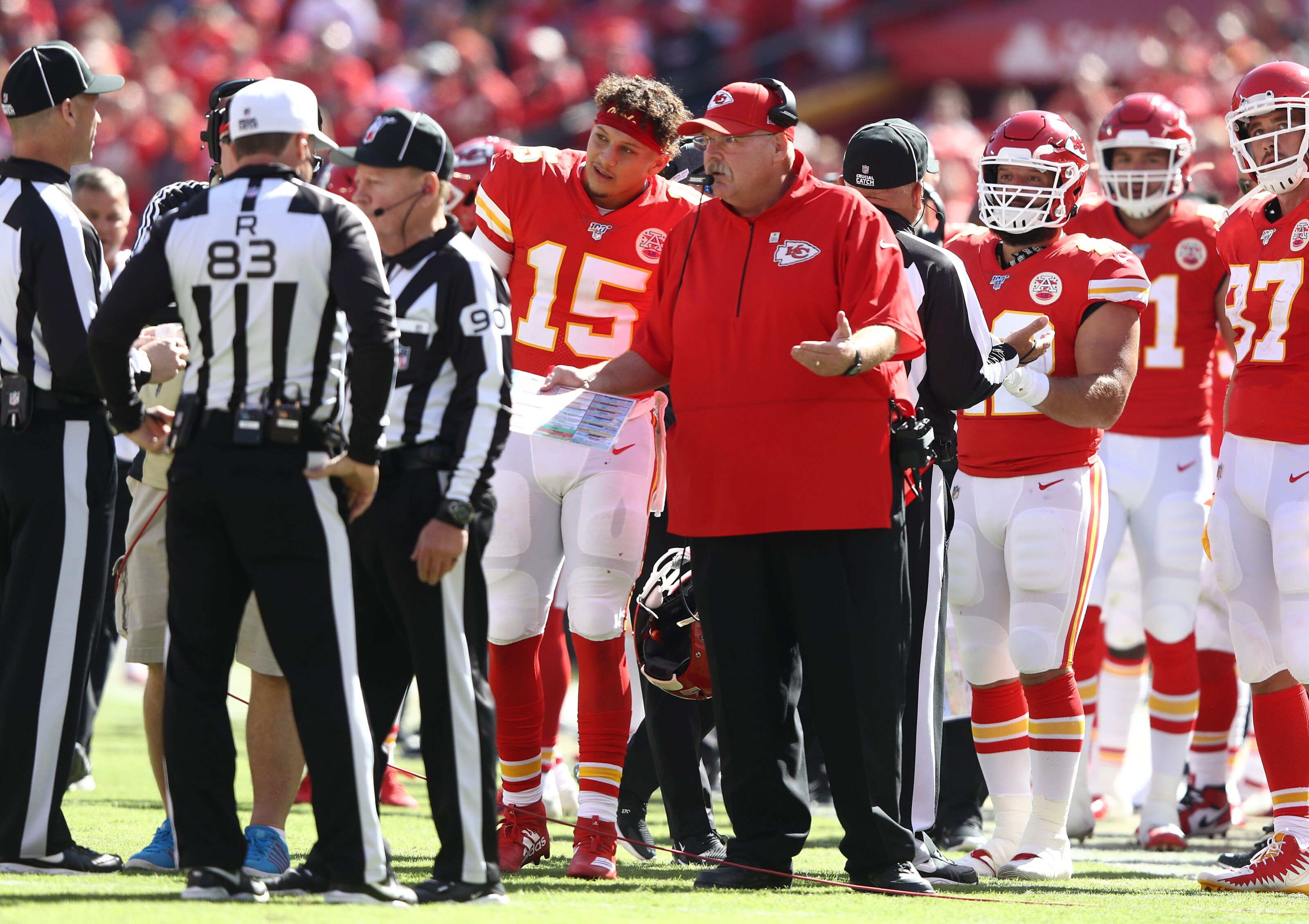 Five reasons to still believe in the Kansas City Chiefs