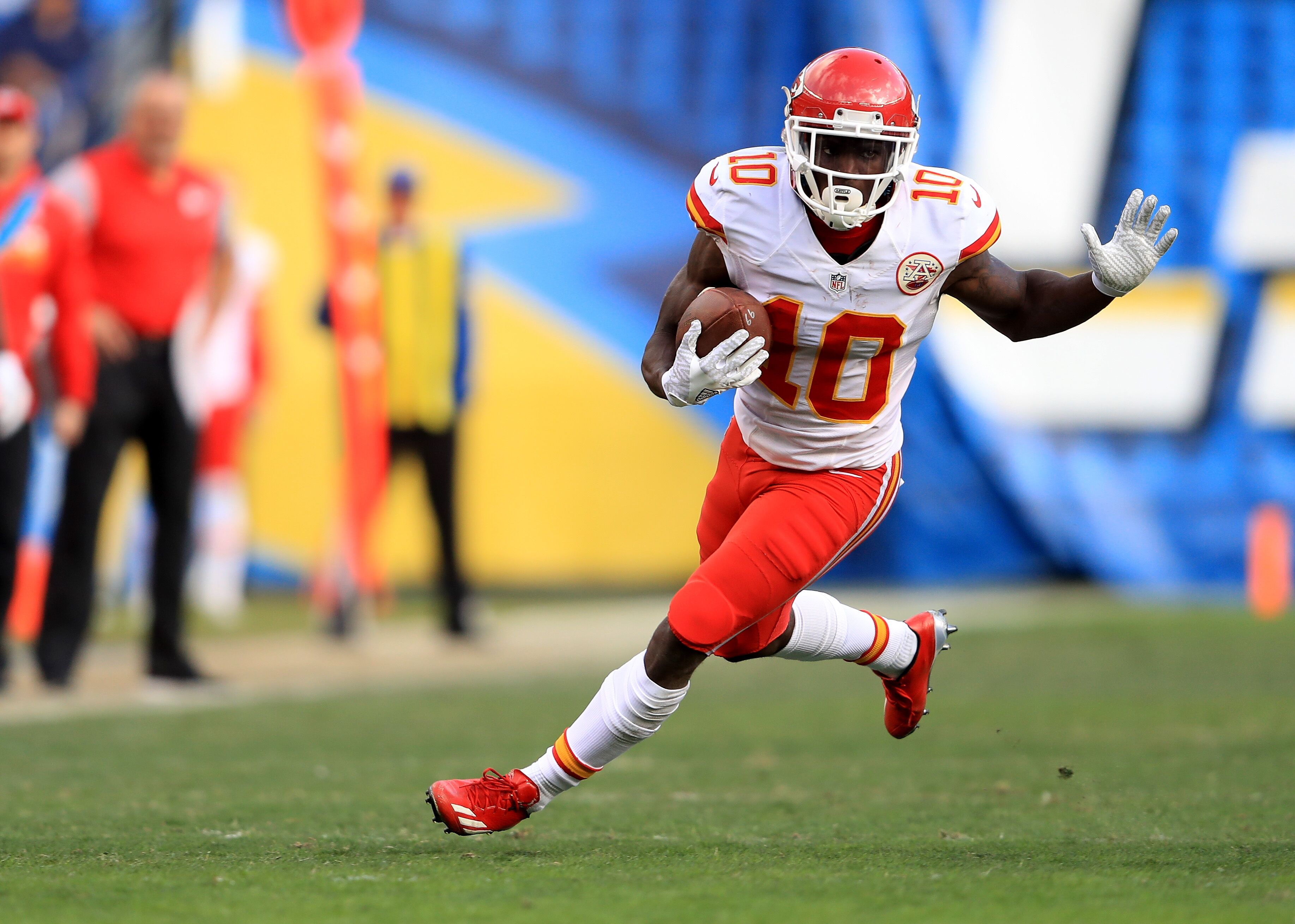 Tyreek Hill Named Top Fantasy Breakout Player