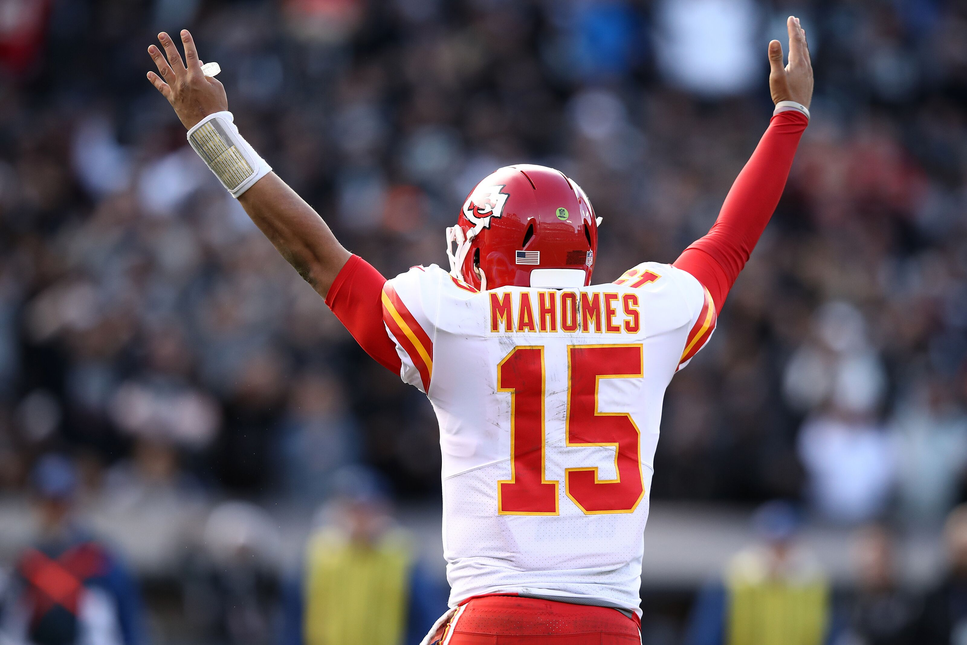 Should Patrick Mahomes be considered the best quarterback in the NFL?