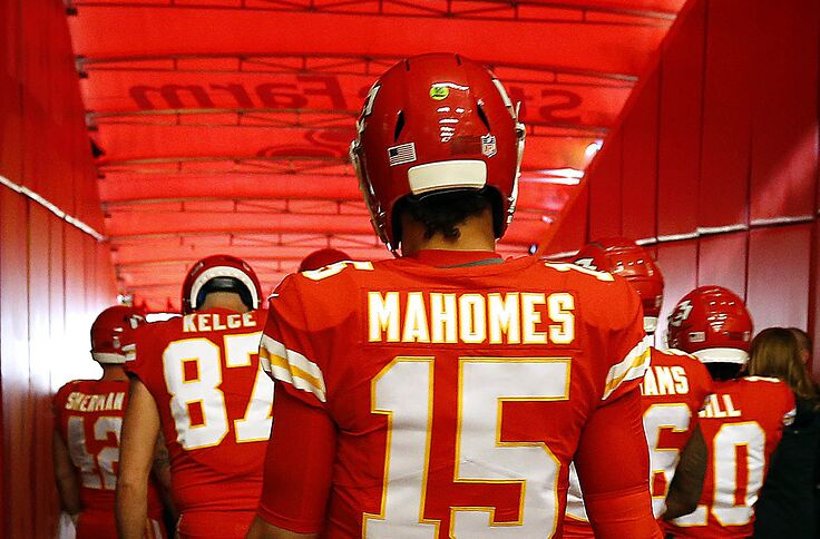 The Kansas City Chiefs Will Go As Far As Patrick Mahomes Can