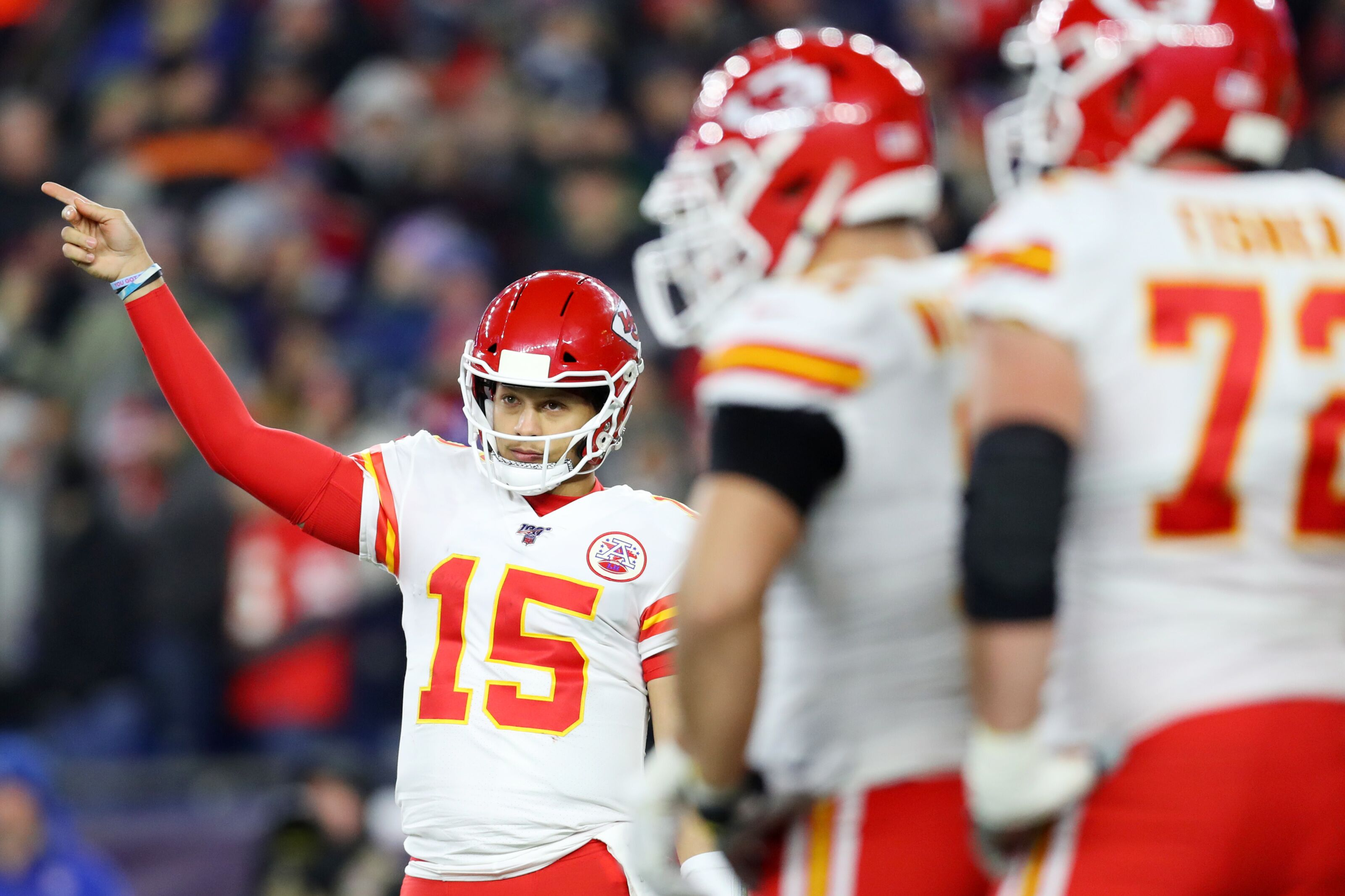 The AFC West is not enough for the Kansas City Chiefs