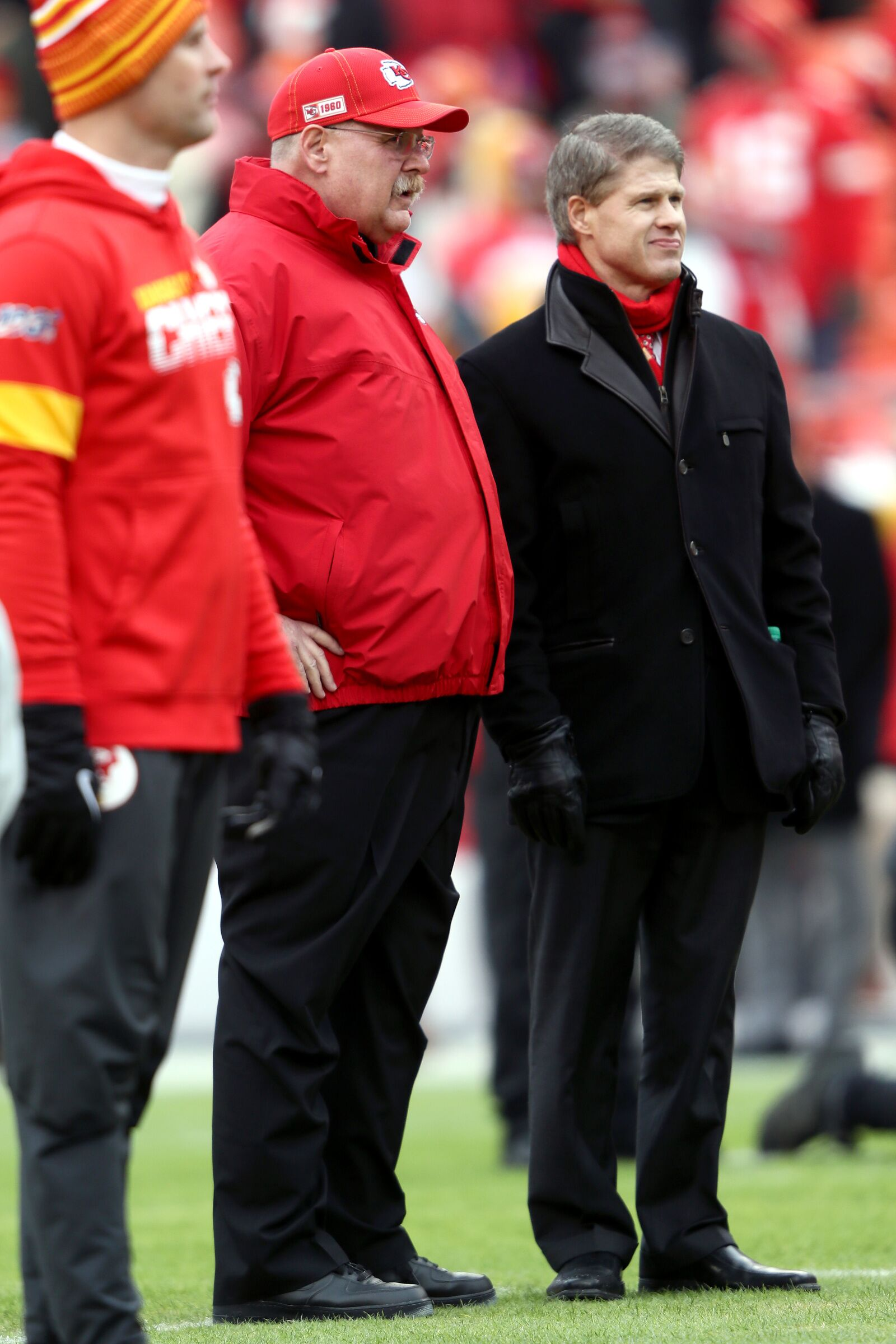 Clark Hunt is forging his own impressive legacy as an NFL owner