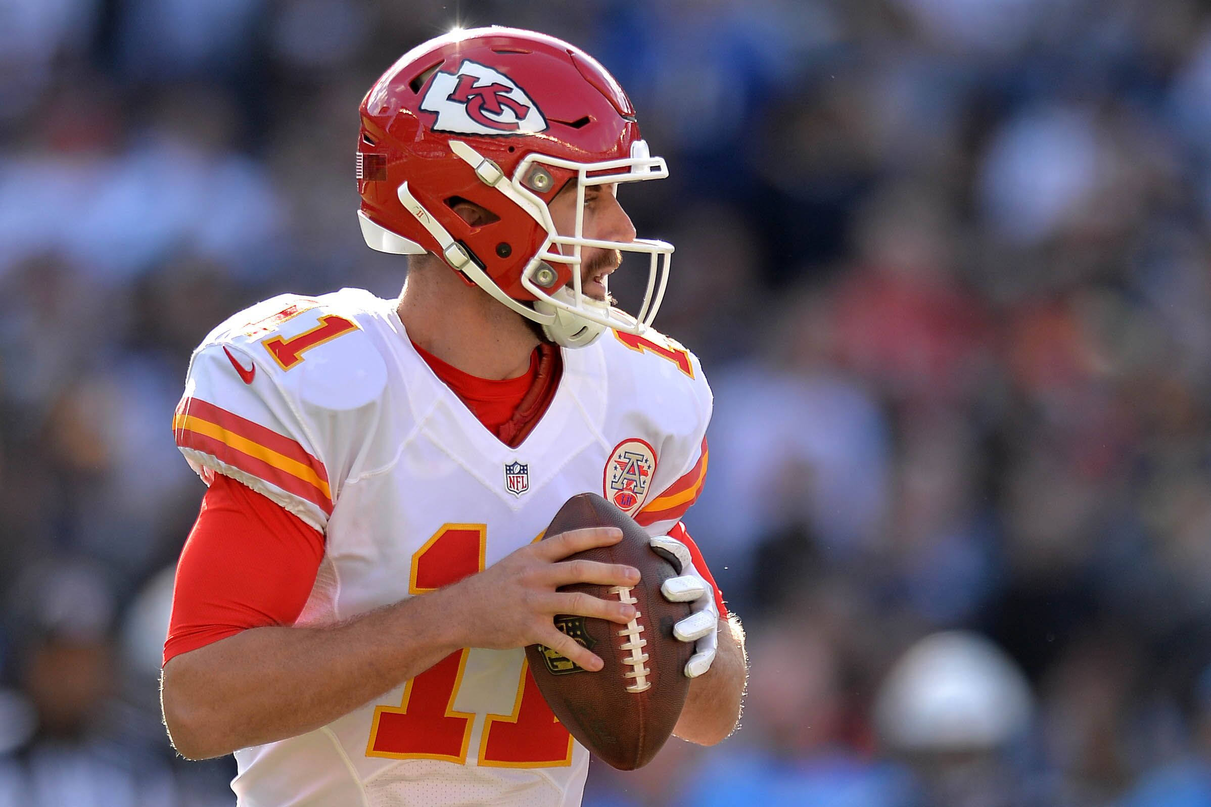 Alex Smith Says Important Job During Summer Is Staying In