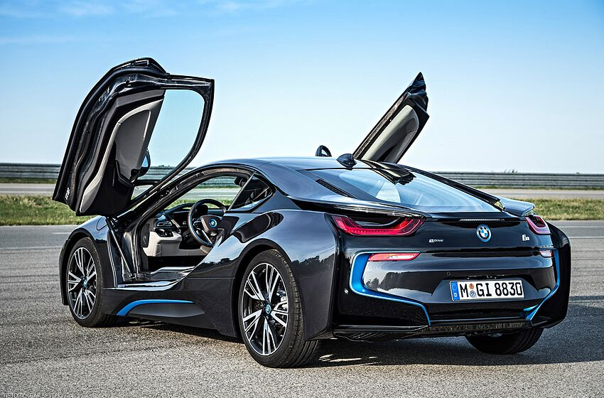 Bmw I8 Might Get Turbocharged Four To Replace Current Three Cylinder