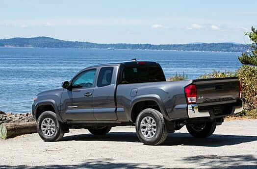 pricing and specs 2016 toyota tacoma starts at 24 200 art of gears. Black Bedroom Furniture Sets. Home Design Ideas