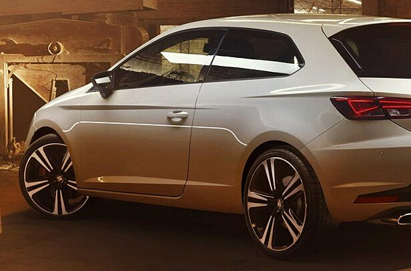Is The 2016 Seat Leon Cupra 290 A Honda Civic Type R Slayer Art
