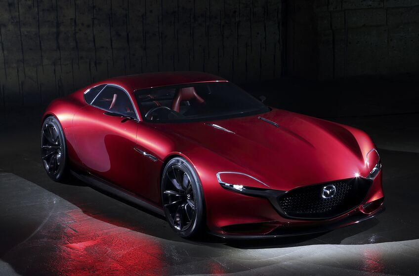 Rumor: Mazda RX-9 Rotary Engine Coming in 2017 - Art of Gears