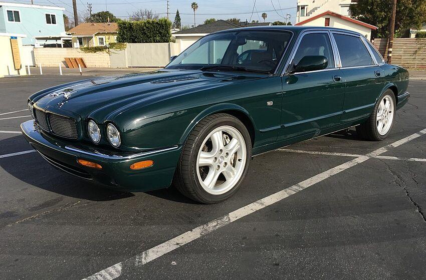 Adam Carolla S 1999 Jaguar Xjr For Just 11 500