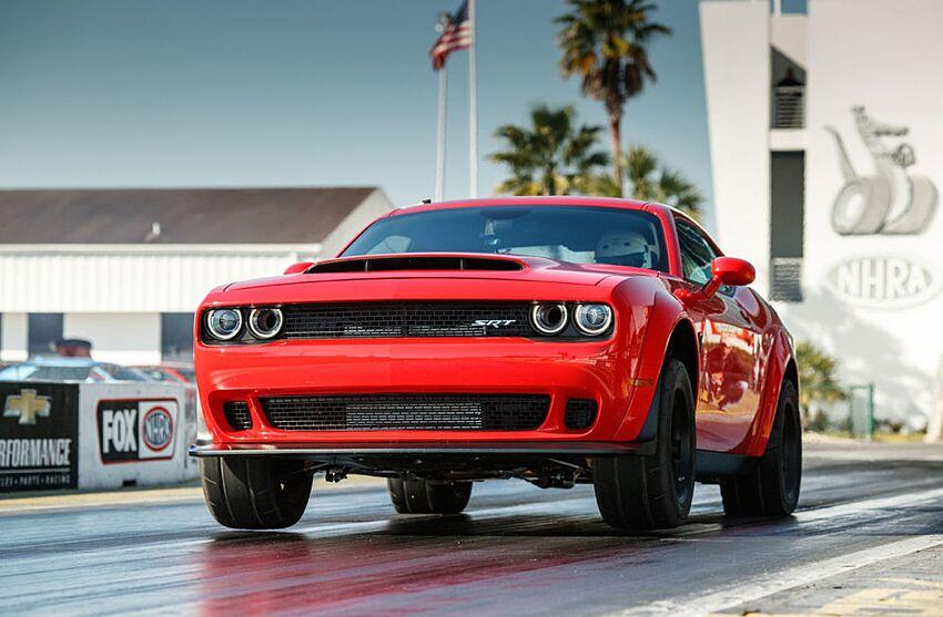 Dodge Challenger Srt Demon To Be Priced Below 100 000