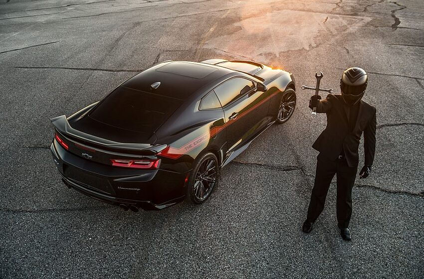 Hennessey The Exorcist Camaro Zl1 Heres How You Order One