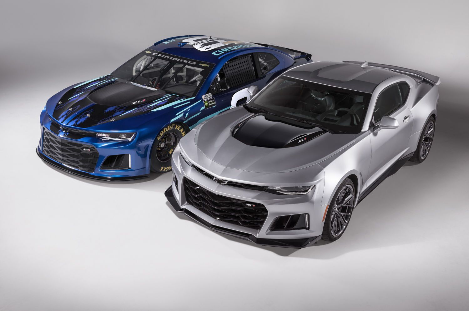This Is The 2018 Chevrolet Camaro Zl1 Nascar Cup Race Car
