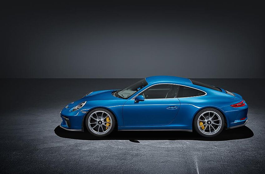 Porsche 911 Gt3 With Touring Package Purists Will Love It