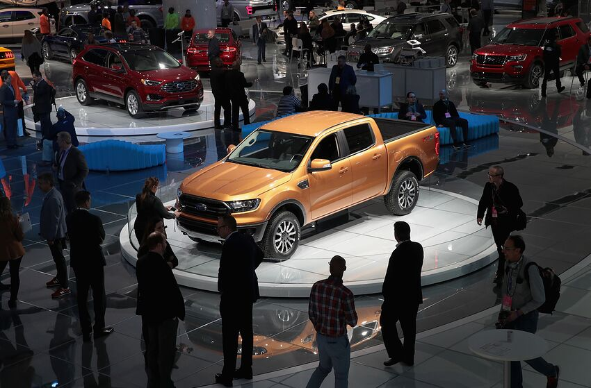 2019 ford ranger pricing finally announced art of gears. Black Bedroom Furniture Sets. Home Design Ideas