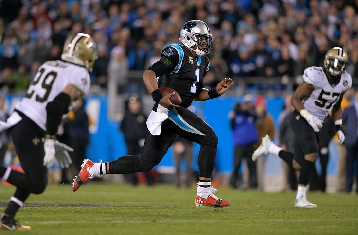 sports shoes 1fd05 9fd1f Atlanta Falcons Will Not Face Cam Newton in Week 16