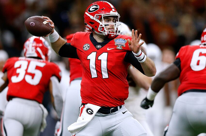 Georgia Football, Jake Fromm (Photo by Jonathan Bachman/Getty Images)