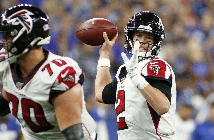 Atlanta Falcons, Matt Ryan (Photo by Justin Casterline/Getty Images)